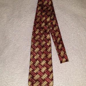Mens robert talbott neck tie